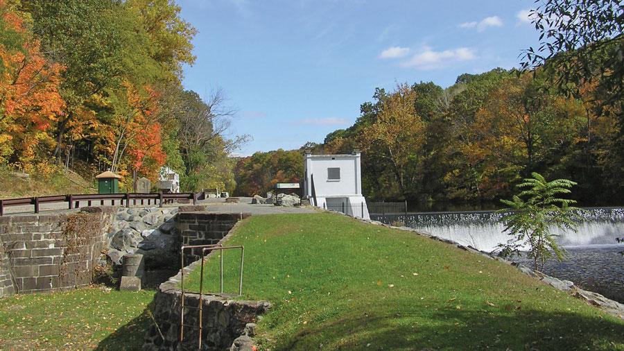 Allamuchy State Park in Northwest New Jersey