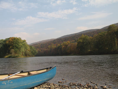 Canoeing in New Jersey