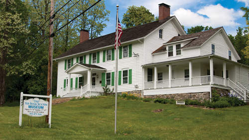 historical sites and museums in new jersey